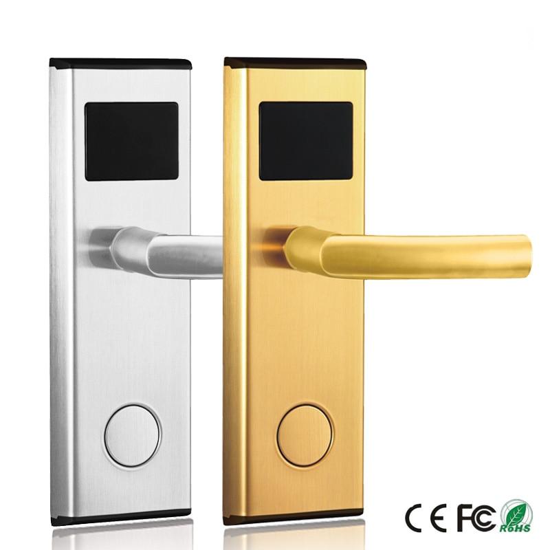 Good Quality Hot Sale Smart RFID Card Hotel Door Lock Electric Hotel Lock