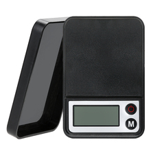 500g x 0.1g Mini Electronic Digital Scale Pocket Scale Portable Jewelry Diamond Weight Scales Weighting Balance