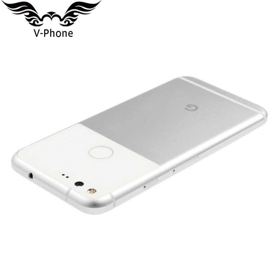 Оригинальный абсолютно новый мобильный телефон Google Pixel 32GB 128GB 5,0 ''четырехъядерный процессор Snapdragon 4G LTE Android 4GB ram смартфон