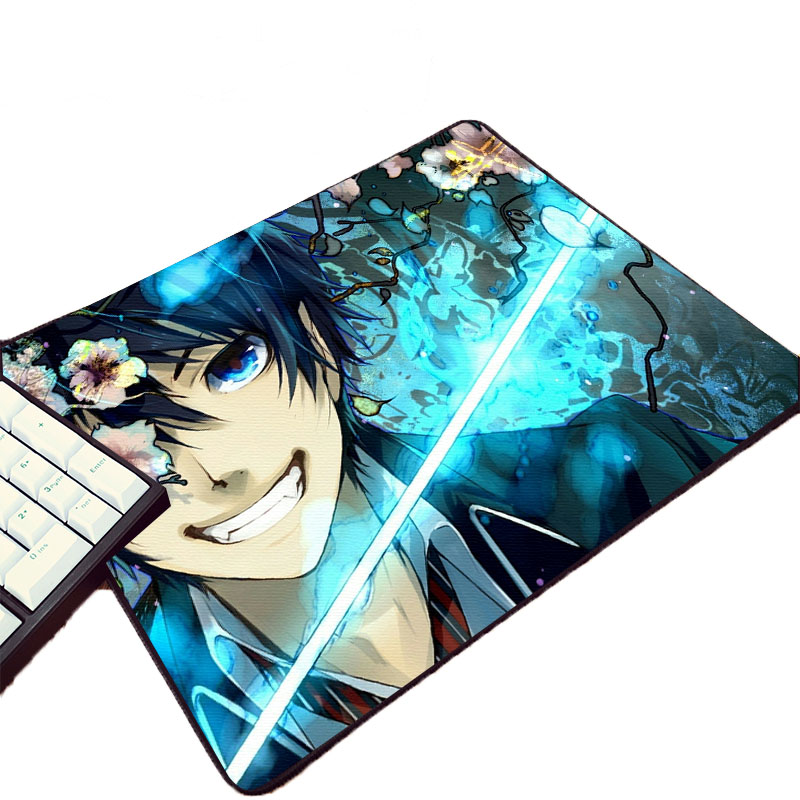 Mairuige Okumura Rin Hadsome Boy Japan Anime Comic Pc Computer Game Mousepad Ao No Blue Exorcist Small Size Improve Mouse Speed