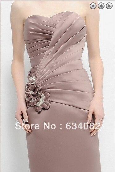 ücretsiz kargo sıcak satış 2014 zarif elbise artı boyutu - Düğün Abiye - Fotoğraf 2