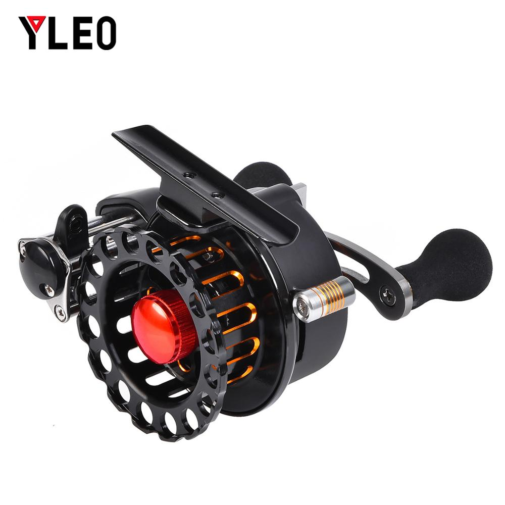YLEO Fishing Reel With Line Counter 16 1 Bearings Baitcaster solar Digital Display Fishing in Fishing Reels from Sports Entertainment