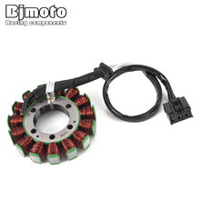 BJMOTO Motorcycle Ignition Magneto Stator Engine Generator Coil For Kawasaki ZX1000 Ninja ZX10R 2006-2007  21003-0036 21003-0052