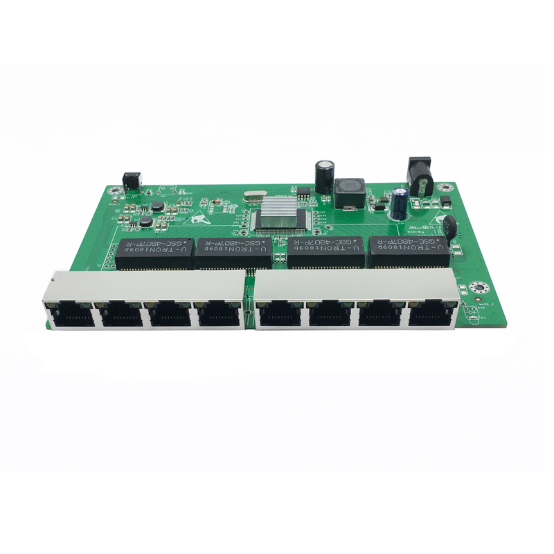 8 Port Gigabit WEB Managed Reverse PoE Switch