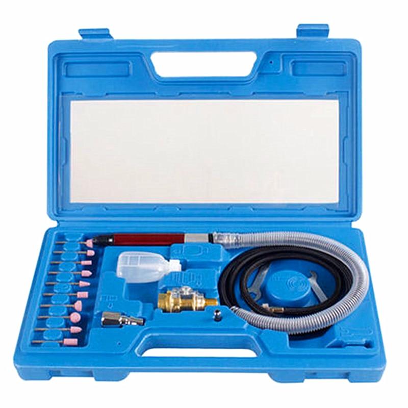 mini pneumatikus csiszoló toll mikro légcsiszoló csiszoló - Elektromos kéziszerszámok - Fénykép 1