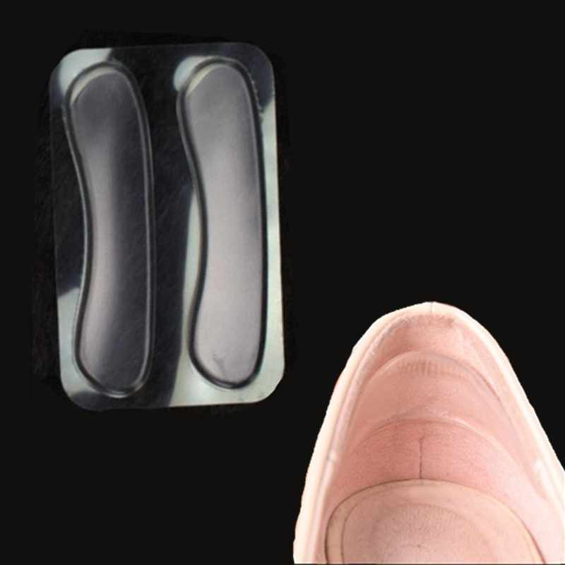 Gel Forefoot Silicone Shoe Pad Insoles Women High Heel Elastic Cushion Protect Comfy Feet Palm Care Pads Shoe Accessory