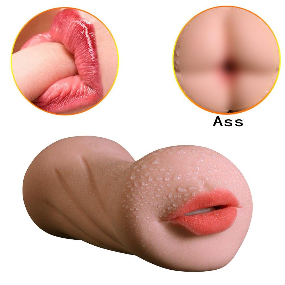 Deep Throat anale seks