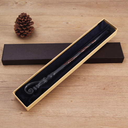 mobokono New Metal Core Fleur Delacour Magic Wand High Quality Gift Box Packing
