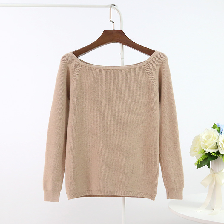 High Quality 2017 Brand New Fashion Cashmere Women Sweater