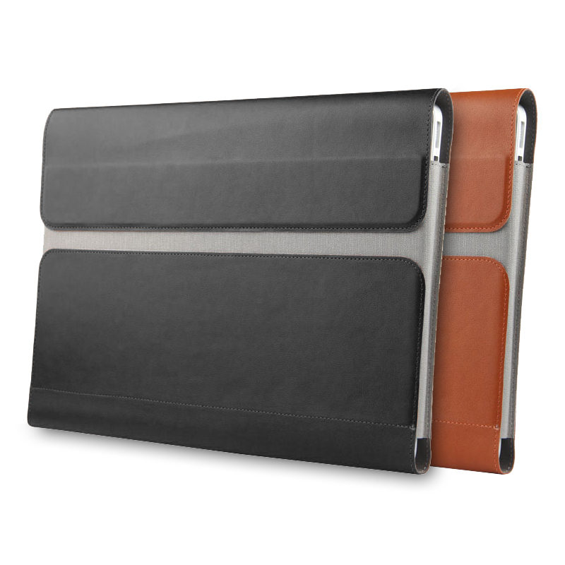 Case Sleeve For Jumper Air 11.6 inch Laptop Bag EZBook Air leather File pocket Holster Computer Ultrabook Air11.6