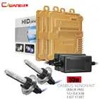 Cawanerl 55 W Canbus HID Xenon Licht Kit Kein Fehler Ballast + AC Birne Schnell Starten Hohe Helle Auto Scheinwerfer h1 H3 H7 H11 9005 9006