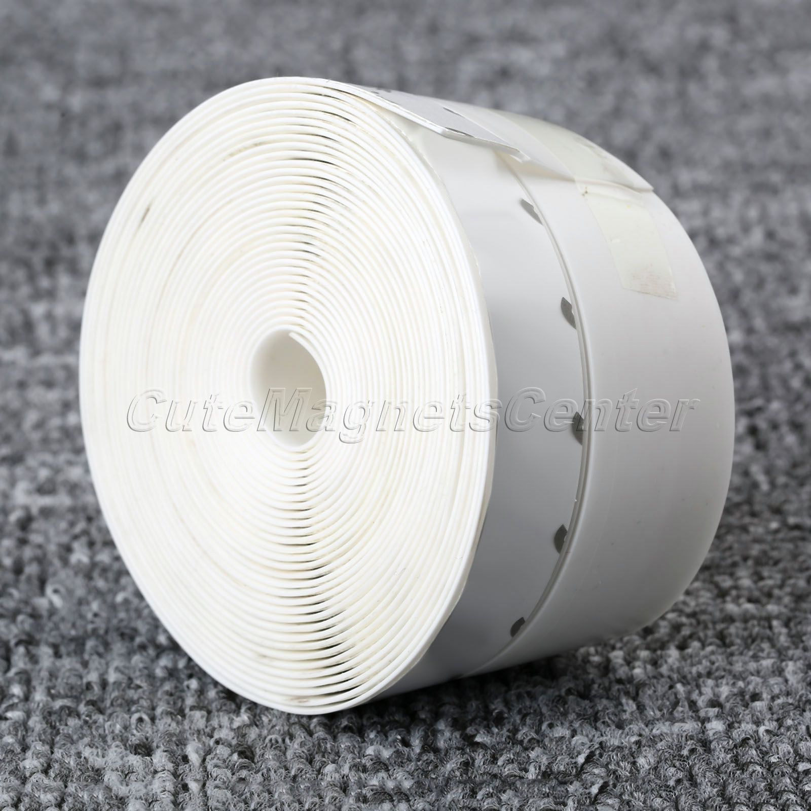 mtsooning 5M Glue Door Window Draught Dust Insect Seal Strip Soundproofing Weatherstrip 45mm Width White Door Accessories