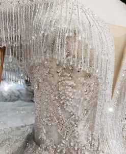 Image 5 - HTL275 Sweetheart งานแต่งงานชุดเดรสเจ้าสาว handmade appliques คริสตัลเจ้าหญิงงานแต่งงานชุด 2020 ใหม่แฟชั่นการออกแบบ Boda