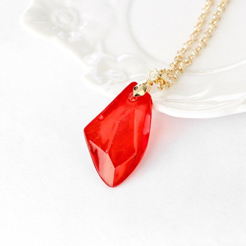 10 Pcs/lot Harri Potter Magic stone necklace Pendants toy action figure wholesale Dropshipping gifts