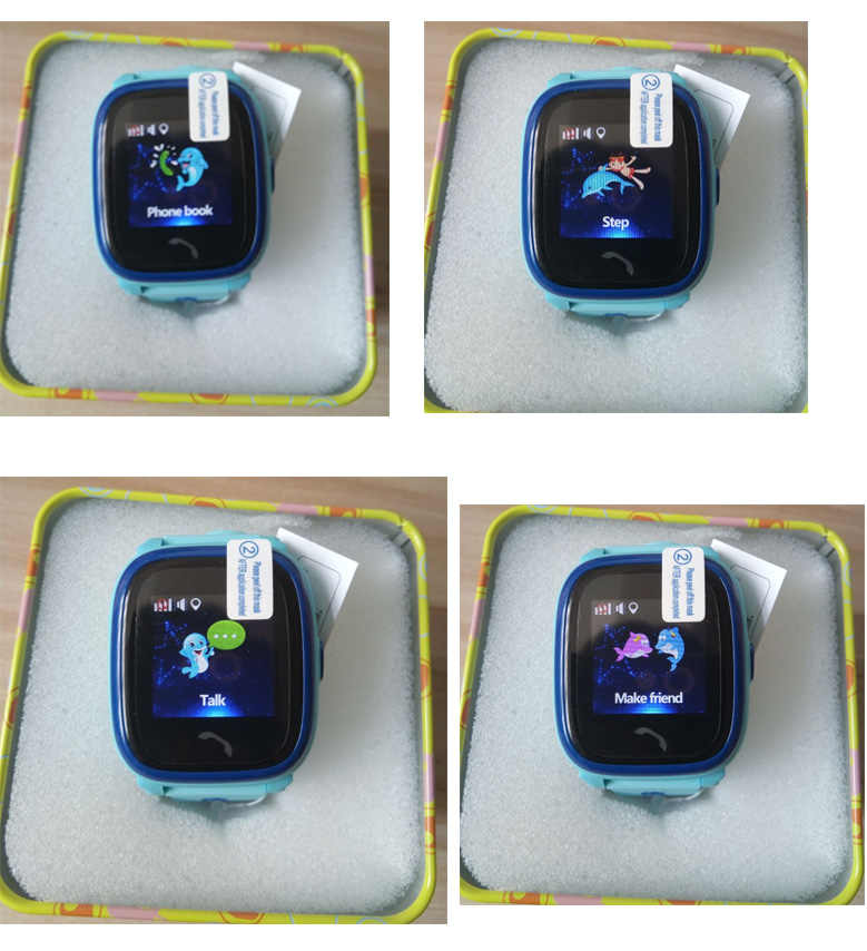 GPS smart watch kids waterproof Watch DF25 clock SOS Call Location Device  Tracker Kids Safe Anti-Lost Monitor pk Q50 DS05 Q100