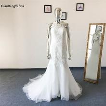 YuanDingYiSha Mermaid Wedding Dresses Floor-Length