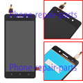 Black Full LCD Display + Touch Screen Digitizer Glass Assembly For Huawei Honor 4C / G Play Mini