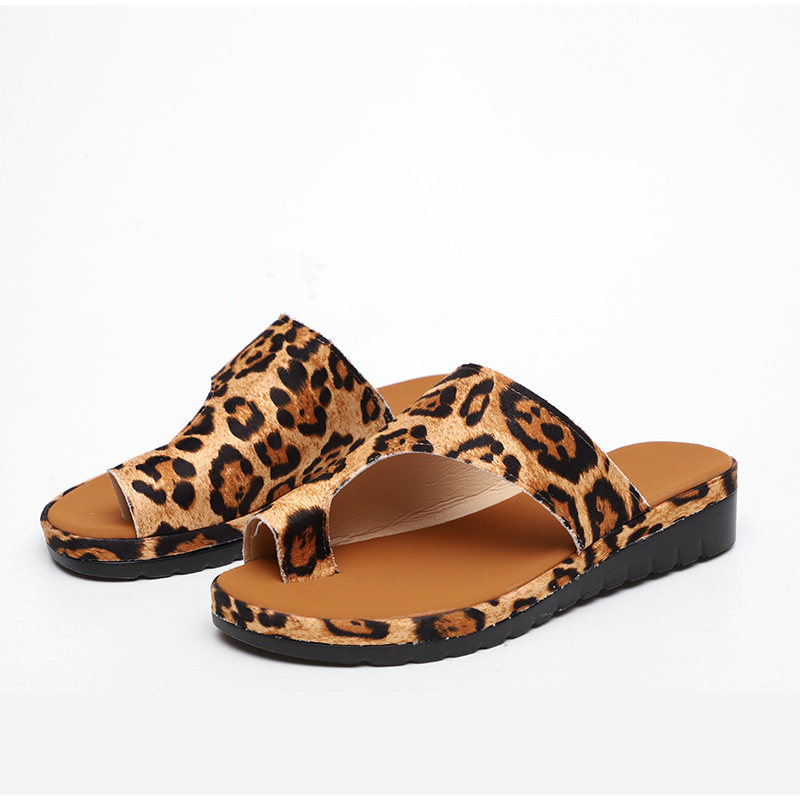 HTB1 XjJawKG3KVjSZFLq6yMvXXaa MCCKLE Women Comfy Plain Shoes Flat Platform Ladies Casual Big Toe Foot Correction Sandals Orthopedic Bunion Corrector Flip Flop