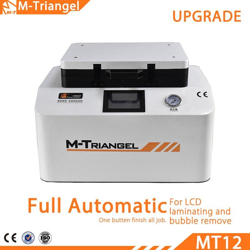 High Quality Newest MT OCA Vacuum Laminating Machine Mobile LCD Repair Machine Bubble Removing Machine