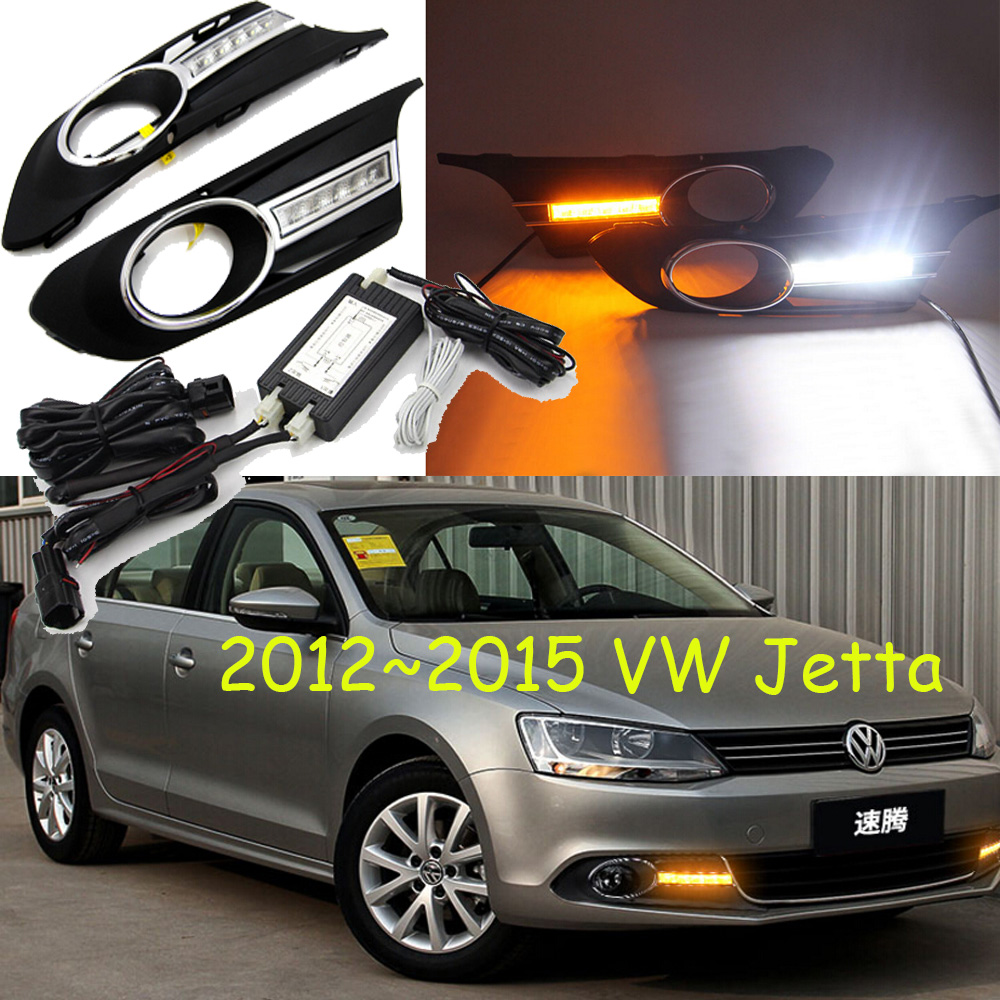 LED,2012~2015 Jetta day Light,Jetta fog light,Jetta headlight,sharan,Golf7,routan,polo,passat,Jetta Taillight,Sagitar tiguan taillight 2017 2018year led free ship ouareg sharan golf7 routan saveiro polo passat magotan jetta vento tiguan rear lamp