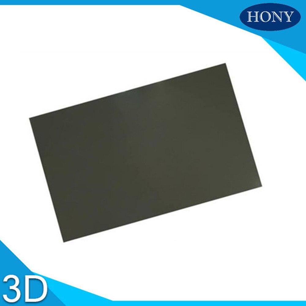 50pcs Wholesale 710 406mm 0 90 Degree Matt Glossy Linear 32 inch LCD Polarizer Film IPS