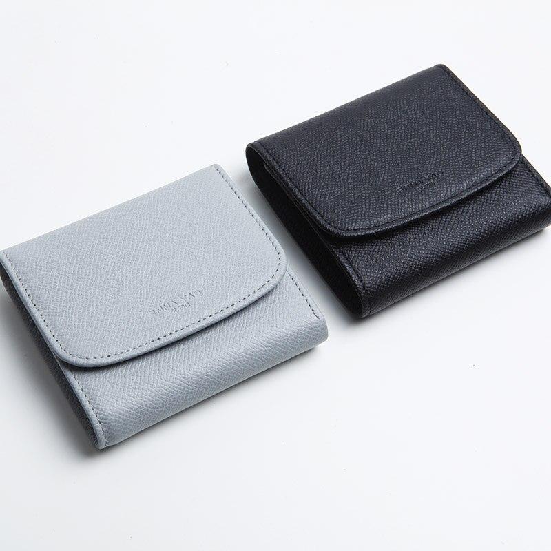 emma yao carteira de couro Main Material : Leather
