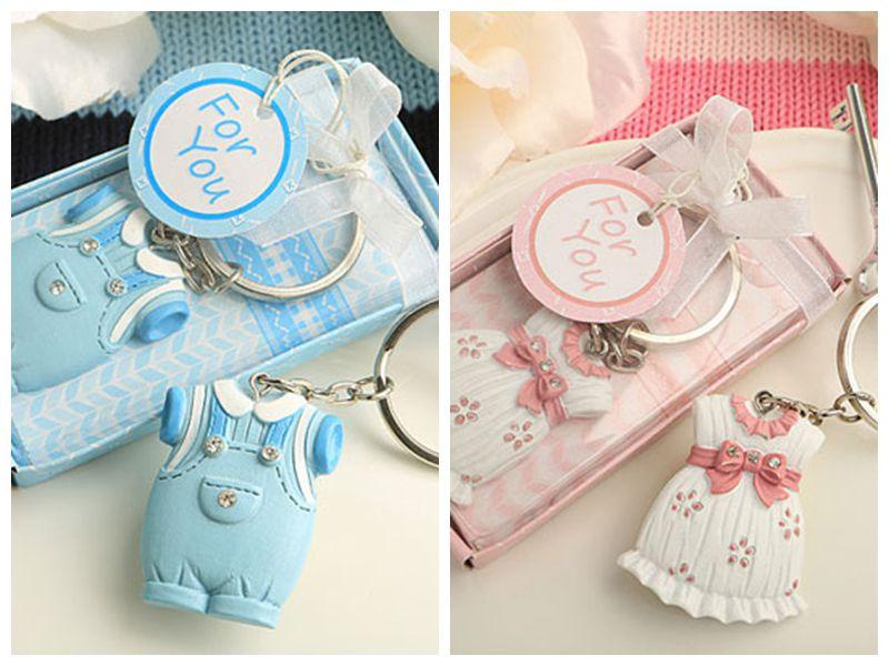 30 PiecesLot Baby souvenirs Party favors Amazing little onesie key
