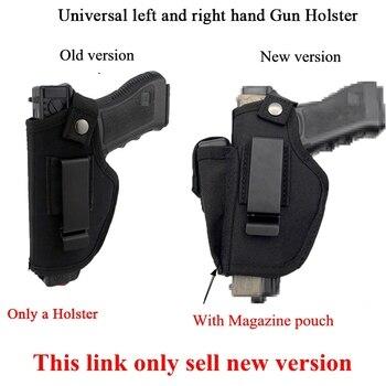 Rechts-oder Linkshänder Verdeckte Trage Pistole Holster für Glock 17 19 22 23 43 Sig Sauer P226 P229 Ruger beretta 92 M92 s & w Pistolen
