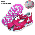 new Arrival 1pair Fashion Summer girl Baby Sandals antiskid Children Shoes+inner 16-18.5cm, Kids Soft Shoes