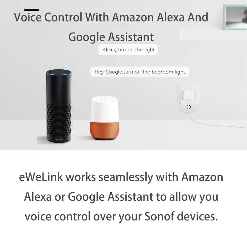 Sonoff S26 Wifi Smart Home Plug Uni Eropa US UK CN AU Otomasi Kit Rumah Kontrol Soket Switch Outlet Bekerja dengan alexa Google Home