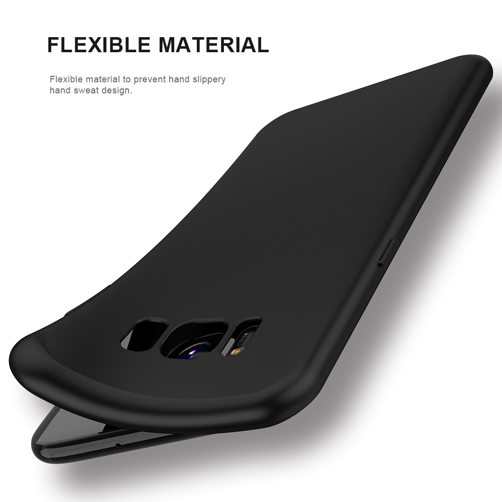 CASEIER Case For Samsung A5 A7 A3 J3 J5 J7 2016 2017 Soft Ultra Thin Cover For Samsung S8 S9 Plus S7 S6 Edge TPU Funda Coque Bag in Fitted Cases from Cellphones Telecommunications