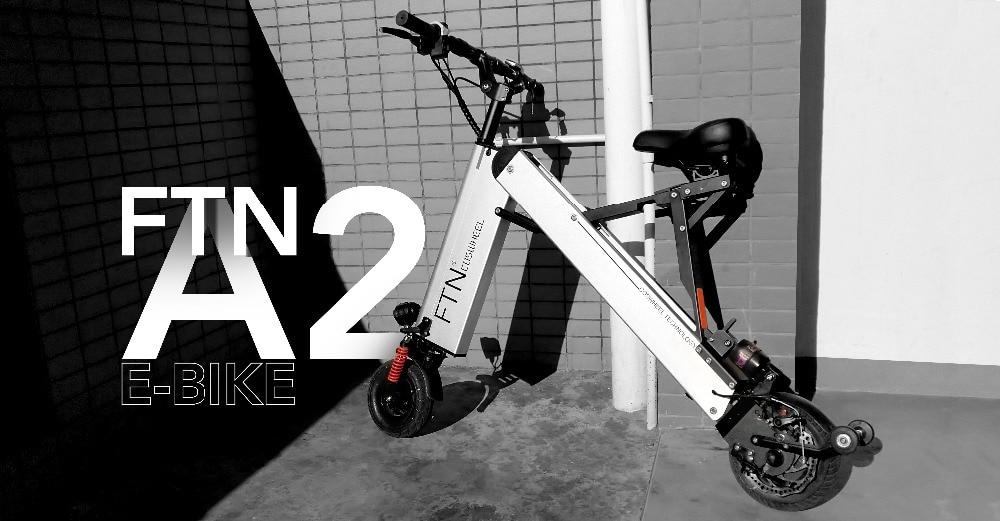 Roller 8 Zoll Coswheel A-2 40 Km Faltbare Elektrische Roller Tragbare Mobilität Roller Erwachsene Elektrische Fahrrad Mit App Zu Hohes Ansehen Zu Hause Und Im Ausland GenießEn