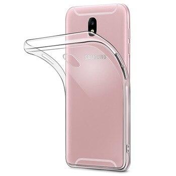 Galaxy J3 Case Clear