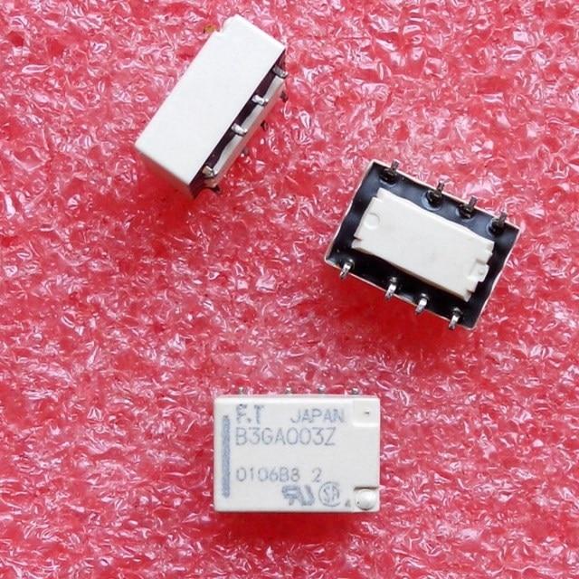 relay B3GA003Z FTR-B3GA003Z-AL-B10 3VDC DC3V 3V 1A SOP8PIN flight ftr 8