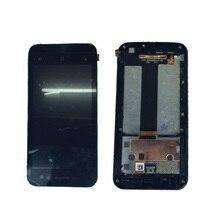 Для Asus Zenfone Go ZB452KG ЖК Экран Дисплей с сенсорным планшета Ассамблеи с рамкой 1 шт. Бесплатная доставка