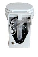 600W smart broyeur portable toilet for caravan and boat