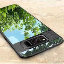 Shockproof Phone Cases For Samsung Galaxy S8 luxury soft tpu plastic matte protection cover for Galaxy S8 Plus Phone Case shell