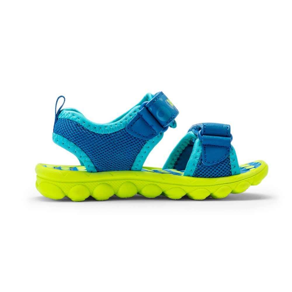 Abckids กีฬาฤดูร้อนเด็กรองเท้าเด็กรองเท้าผ้าใบนุ่ม Soled รองเท้าแตะสบายๆกลางแจ้งรองเท้าเด็ก
