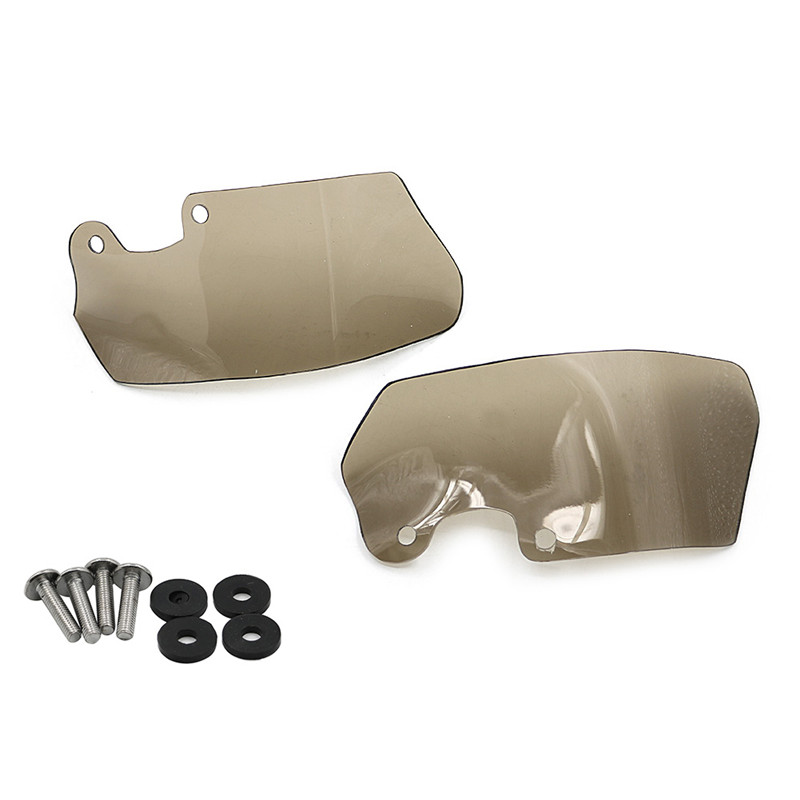Windscreen Windshield Airflow Panels with Screws For <font><b>BMW</b></font> R1200GS <font><b>R1200</b></font> <font><b>GS</b></font> / ADV Adventure R 1200GS <font><b>2004</b></font> - 2012 Oil Cooled Model image