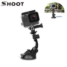 SHOOT 7CM Suction Cup for Gopro Hero7 6 5 Black Hero 4 3 SJ4000 Xiaomi Yi