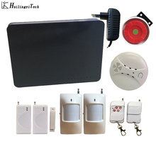 433Mhz Wireless GSM Alarm System Home Security RFID House Burglar Security Sensor kit English Russian Voice Home Alarm System цены онлайн