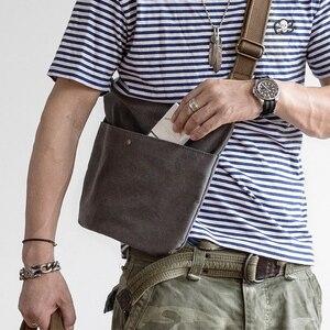 Image 3 - AETOO فصل تصميم الفرعية الأم حقيبة قماش قنب حزمة من المزدوج الاستخدام الذكور مائل تحمل سعة كبيرة حقيبة خاصة