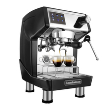 Купить с кэшбэком Semi-automatic Espresso Coffee Machine Commercial Coffee Cooker Milk Frother 3000w Double Water Pump Coffee Maker CRM3200B