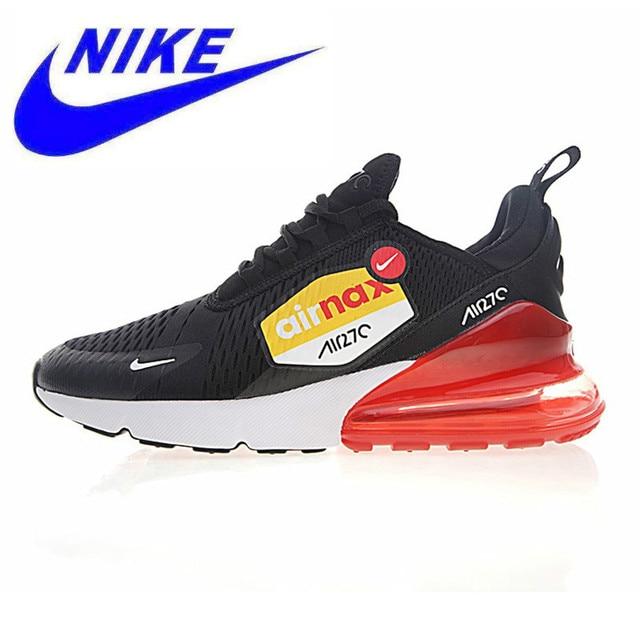 acheter populaire 007ec f0cd8 € 190.22 |Nouvelle Arrivée Authentique Nike Air Max 270 D'origine Mens  Chaussures de Course Chaussures Sport En Plein Air Confortable Respirant  Bonne ...