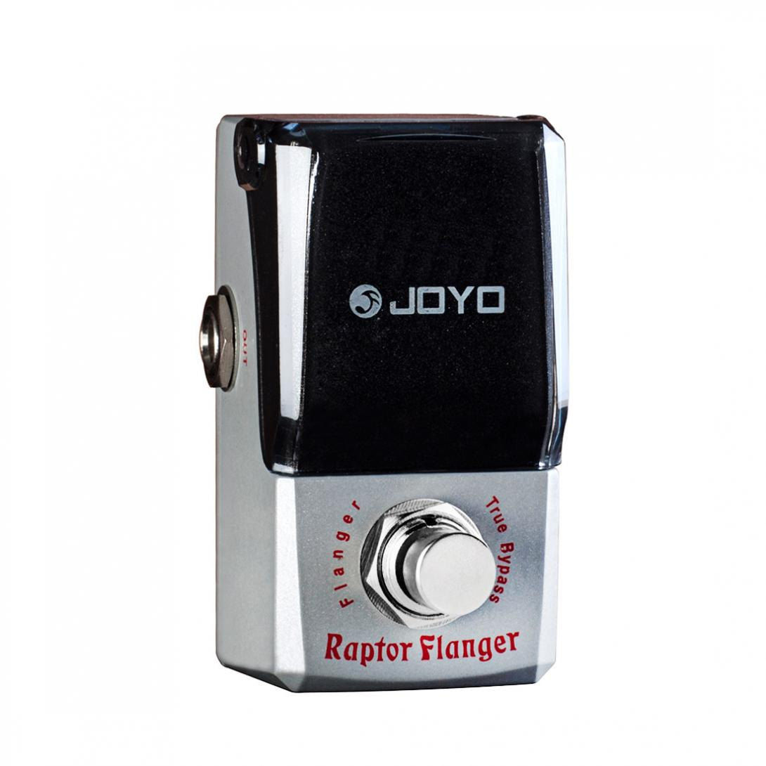 JOYO Raptor Flange Modulation Mini Electric Guitar Effect Pedal with Knob Guard irish setter is2847 raptor дешево