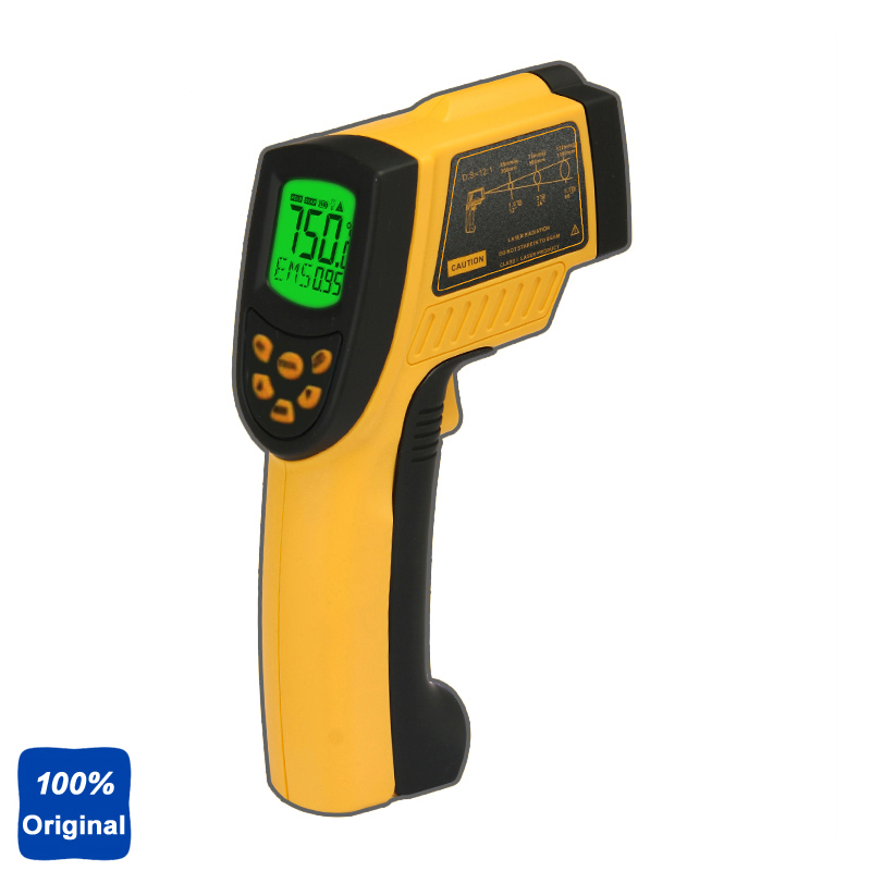 AR852B Non-contact Thermometer Gun Digital Infrared Thermometer -50C~ 700C acosound invisible cic hearing aid digital hearing aids programmable sound amplifiers ear care tools hearing device 210if