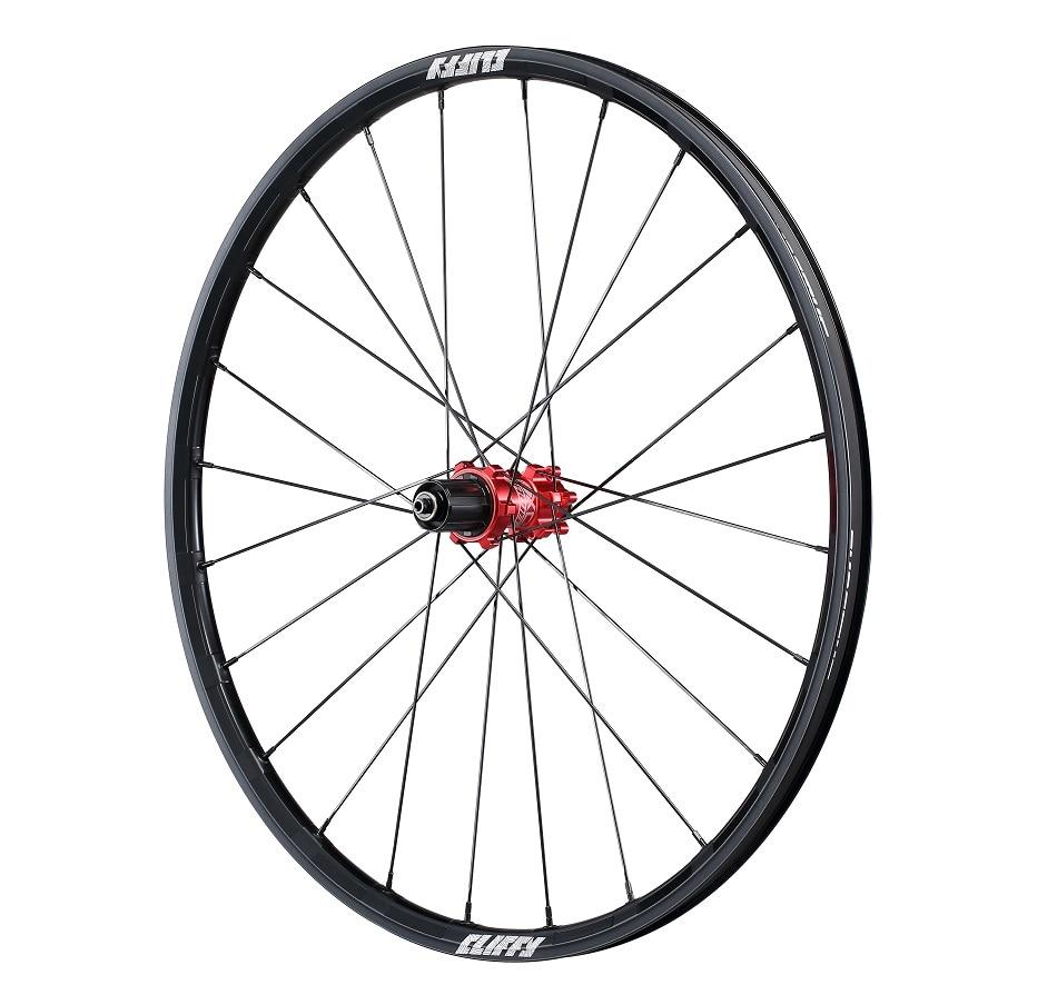 2017 JAWBONE RUNNER A6061 roue de vélo de montagne 26/27. 5/29ER F24/24 H traction droite 4 roulements roues vtt