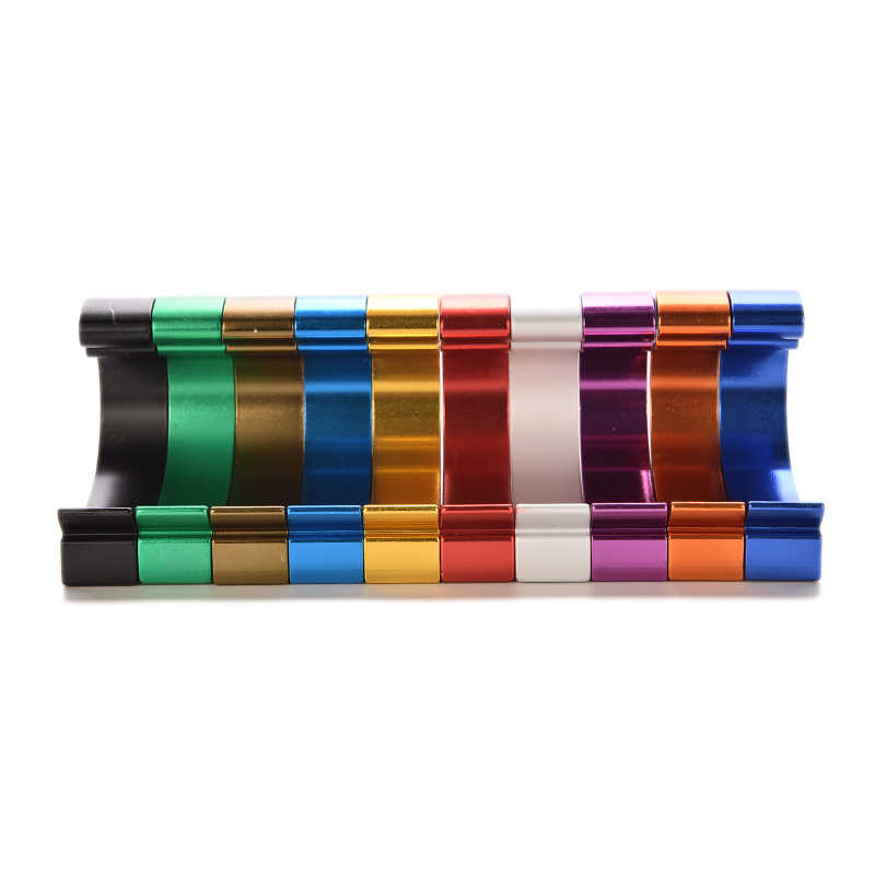 Crochet mural adhésif pour clés | Porte-serviettes en aluminium massif coloré, crochet suspendu pour Robe de famille, sac à chapeaux, cintre mural pour salle de bain de cuisine, 1pièce