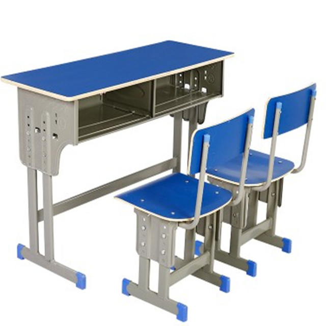 Ordinaire Two Pillar Reinforcement Desks School Desk Tables And Chairs Factory Direct  Training Teacher Middle Class