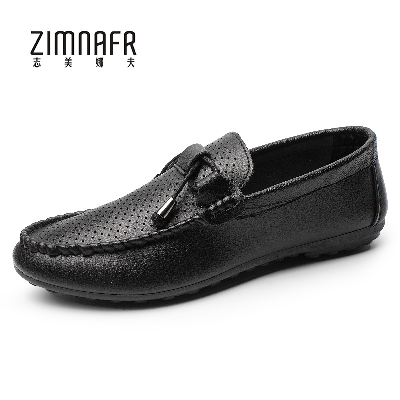 Loafers For Men Slip On Driving Shoes Men's Handmade Moccasins Casual Schuhe Herren White Leather Footwear Black Mocassin Homme кольцо коюз топаз кольцо т703015013